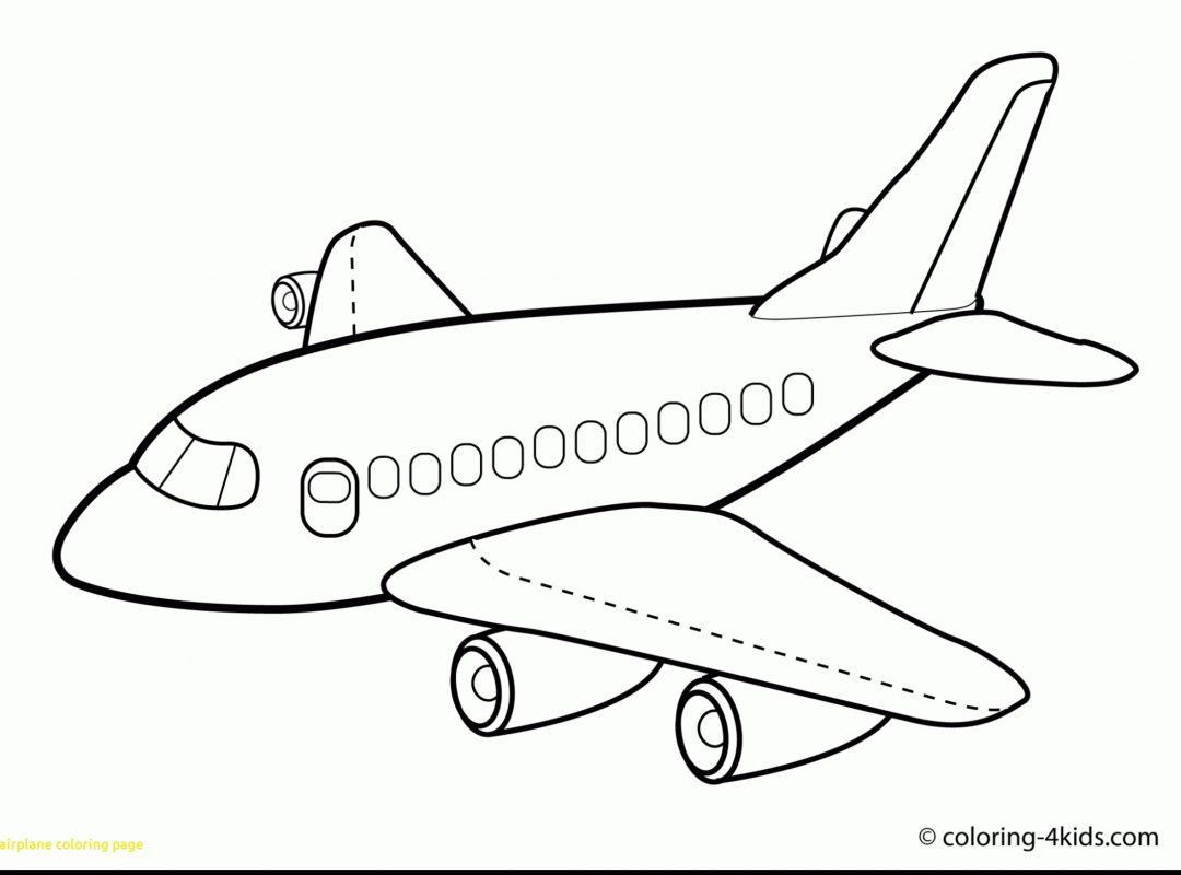 1080x800 Launching Air Plane Coloring Pages With Airplanes New Airplane