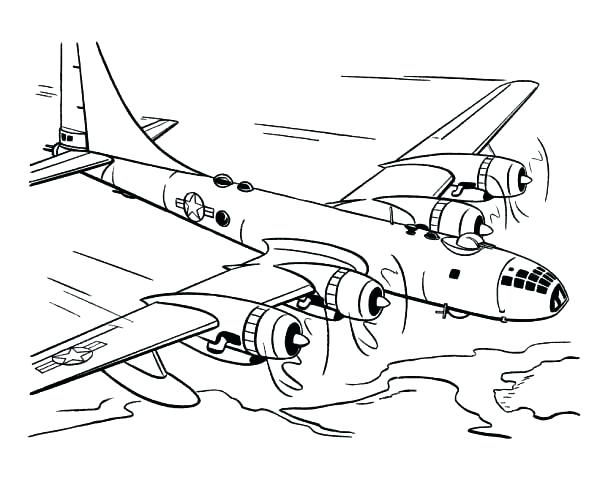600x490 Fighter Jet Coloring Pages Fighter Jet Coloring Page Full Size