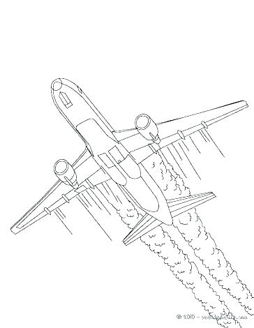 364x470 Fighter Plane Coloring Pages Military Plane Coloring Pages Fighter
