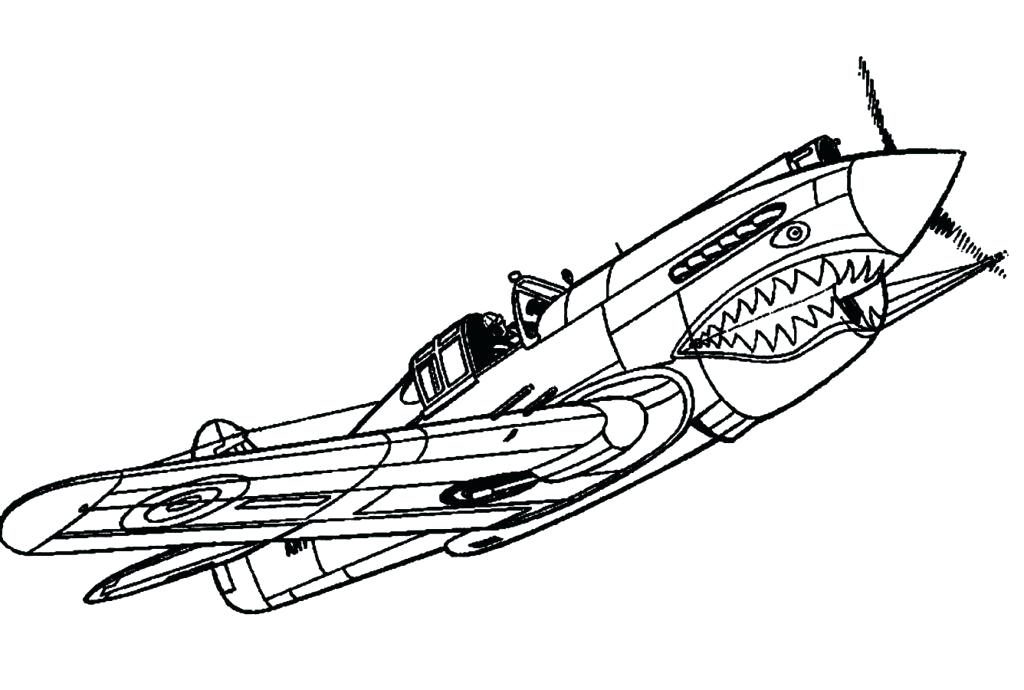 1024x690 Jet Coloring Pages Printable Airplane Coloring Sheets Plane