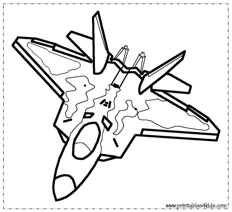 800x732 Jet Plane Coloring Pages Fighter Jet Coloring Page For Kids Free