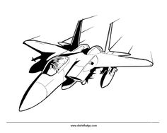 236x188 Jet Airplane Coloring Pages Coloring Page Jet Plane
