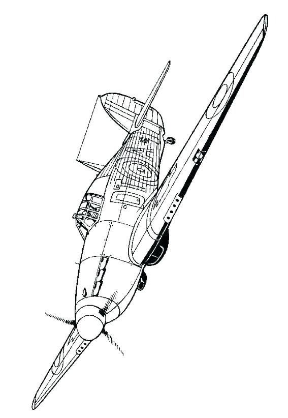 567x822 Jet Ski Printable Coloring Pages Jets Plane Page Hurricane