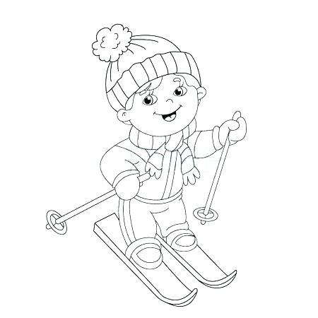 450x450 Extreme Sport Water Skiing Coloring Pages Extreme Sport Water
