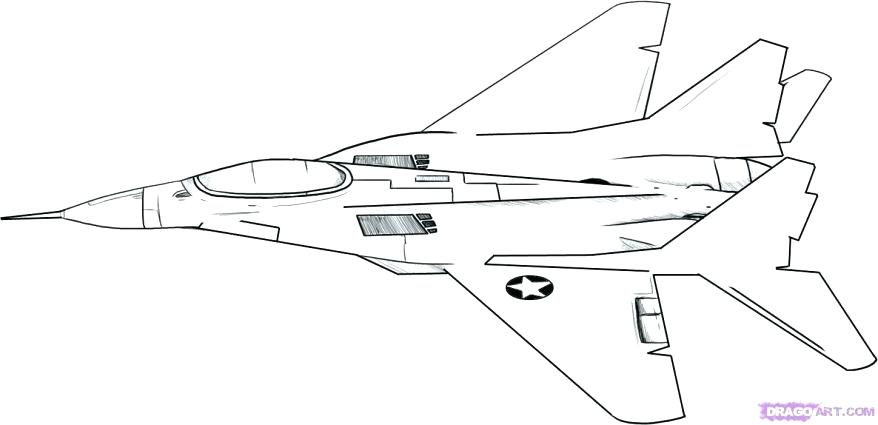 878x425 Jet Coloring Pages Printable Airplane Coloring Pages Printable