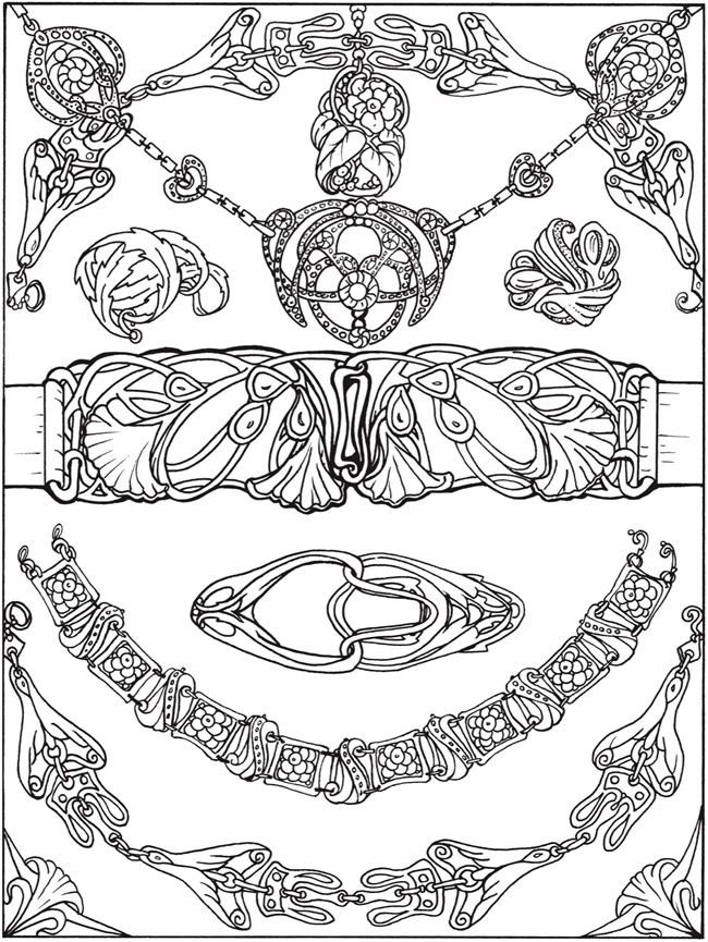 650x865 Printable Coloring Page