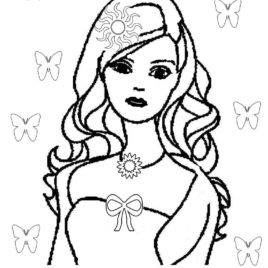268x268 Coloring Pages Jewelry Kids Drawing And Coloring Pages