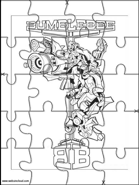568x758 Printable Jigsaw Puzzles To Cut Out For Kids Transformers