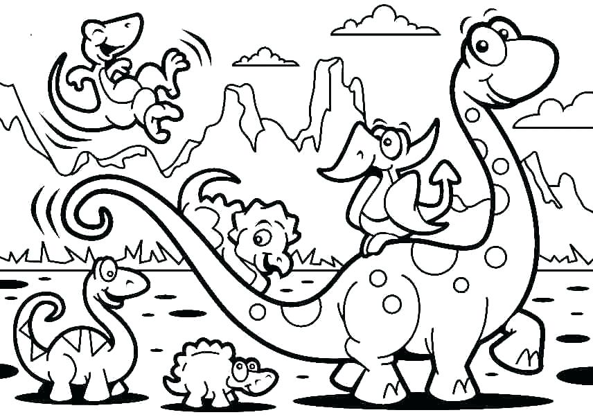 856x602 Coloring Pages Dinosaur Dinosaur Coloring Pages Dinosaur Bones