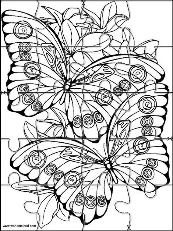 568x758 Printable Symmetry Coloring Pages Fresh Printable Jigsaw Puzzles