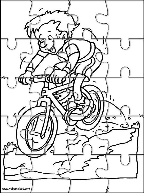 568x758 Printable Jigsaw Puzzles To Cut Out For Kids Sports Coloring