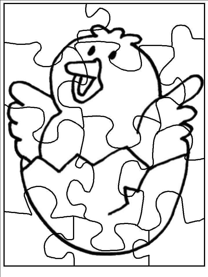 Winter Puzzle & Coloring Pages: Printable Winter-Themed Activity ... | 957x718