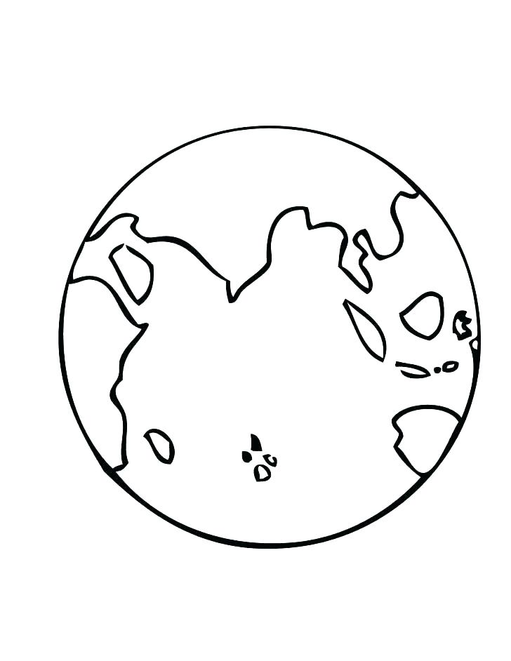 728x942 Coloring Page Earth Coloring Page Earth Earth Color Page Earth