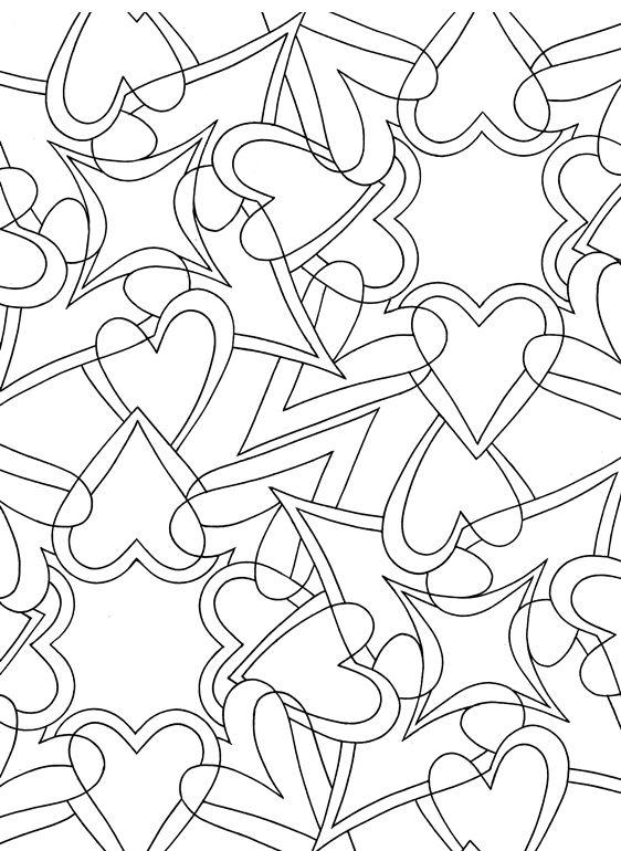 562x770 Best Zentangl Heart Images On Doodle Art, Doodles
