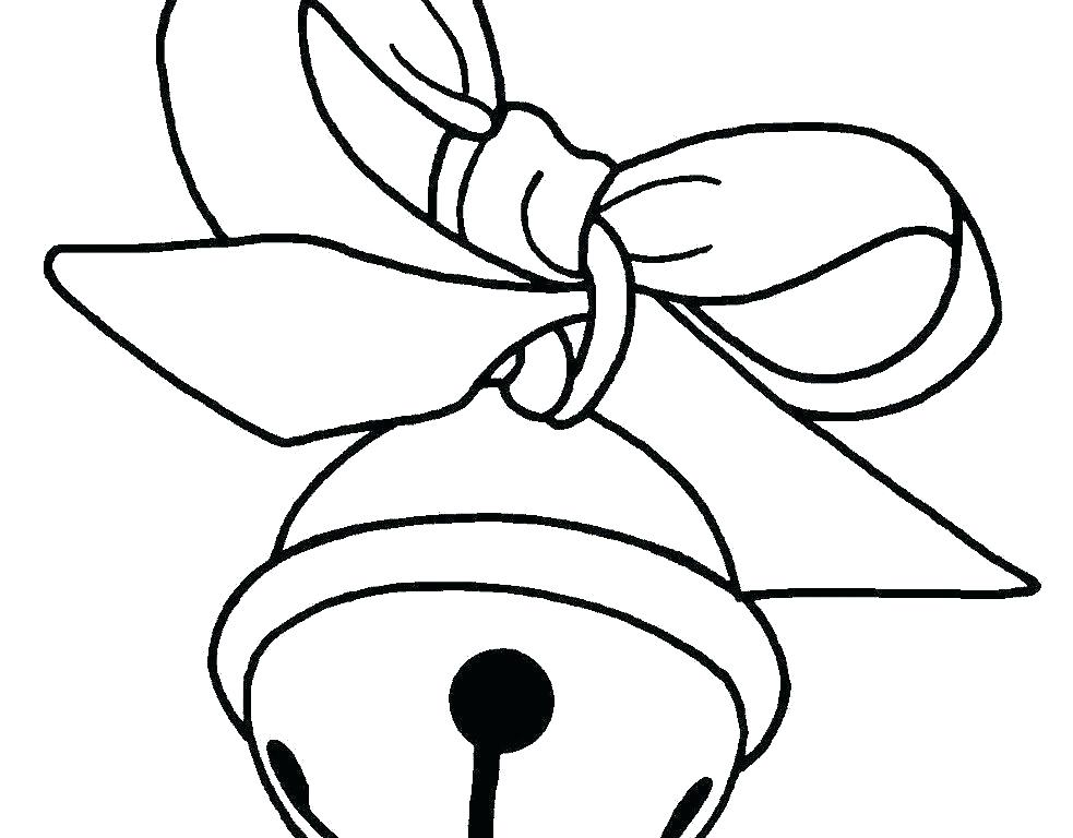 Jingle Bells Coloring Pages