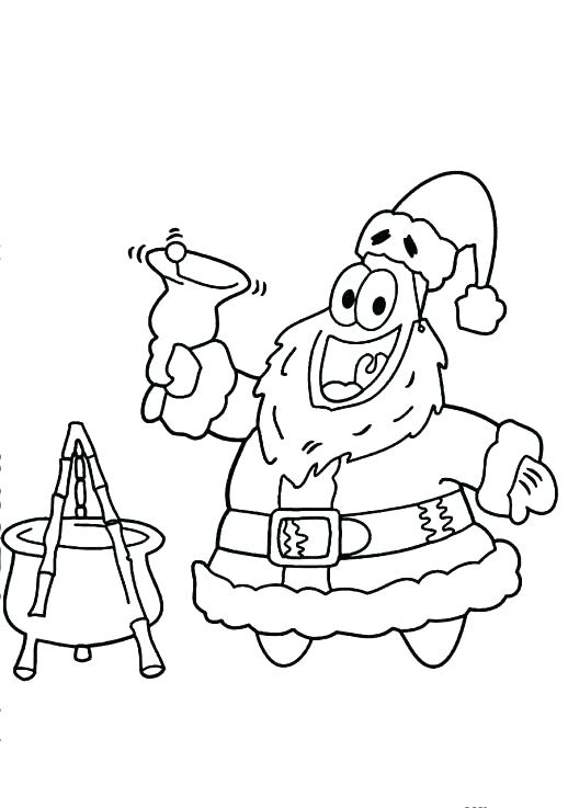 518x737 Jingle Bells Coloring Pages Jingle Bell Coloring Page Printable