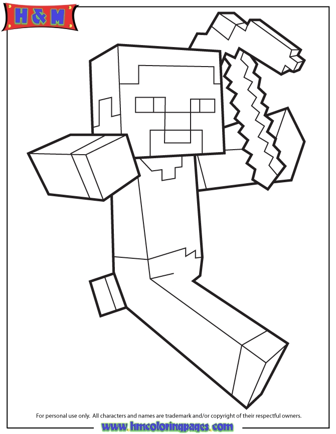 Jogging Coloring Pages