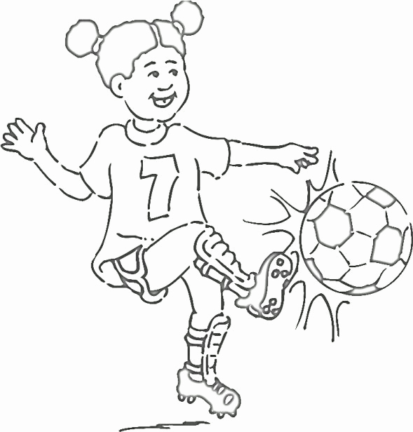 590x616 Best Coloring Pages Images On Jogging Coloring Pages