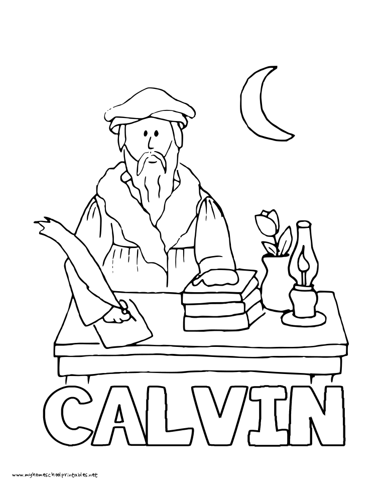 765x990 John Henry Coloring Page