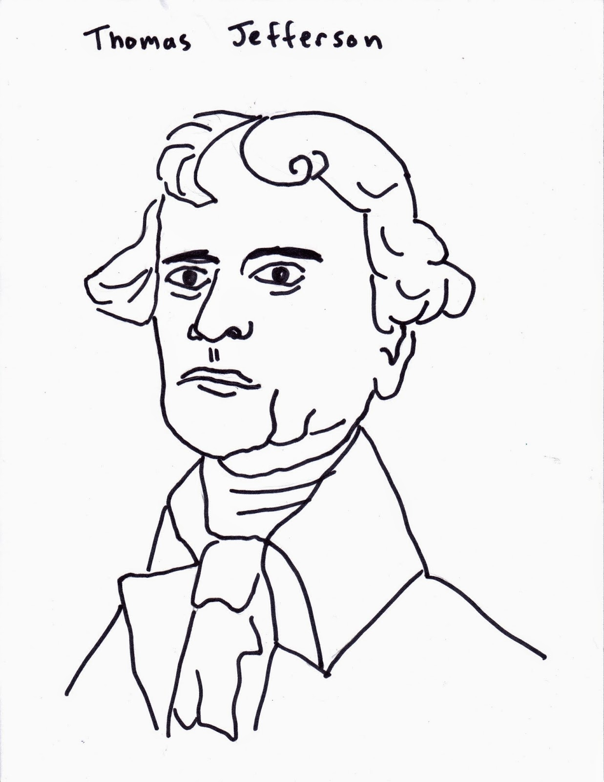 1237x1600 John Quincy Adams Coloring Page Pics Abigail Adams Coloring Pages