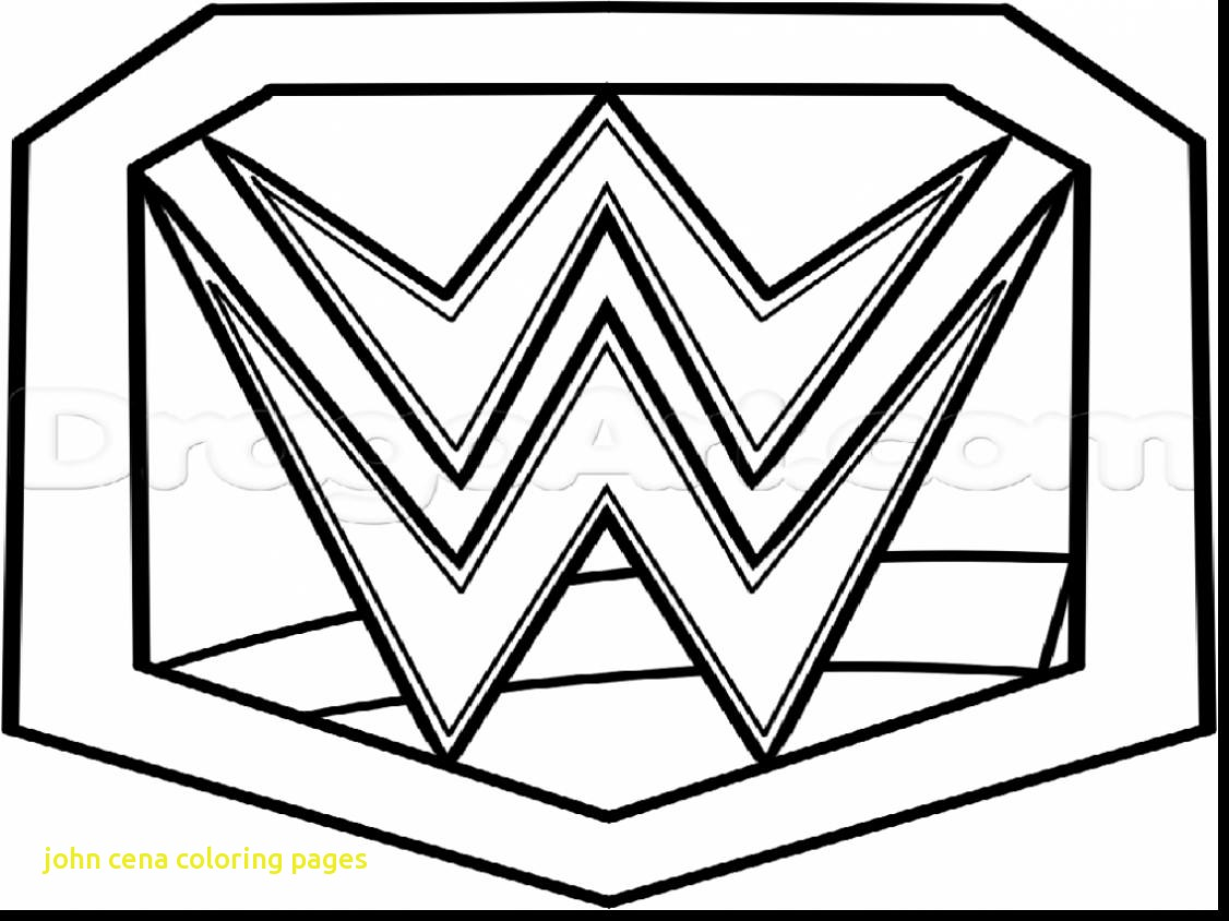1126x844 John Cena Coloring Pages With John Cena Coloring Pages To Print