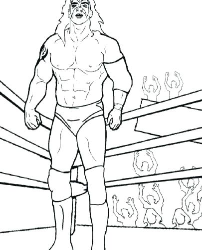405x500 John Cena Coloring Page Medium Size Of John Coloring Pages Free
