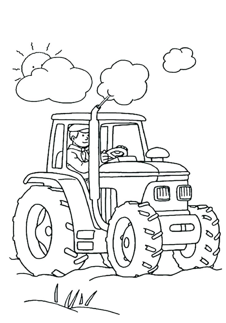 736x1050 John Deere Coloring Pages John Coloring Pages John Deere Coloring
