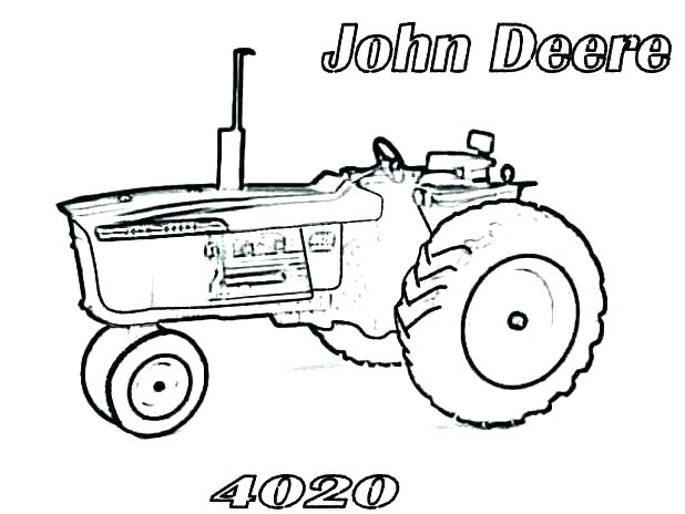618x464 John Deere Gator Coloring Pages John Coloring Pages Combine
