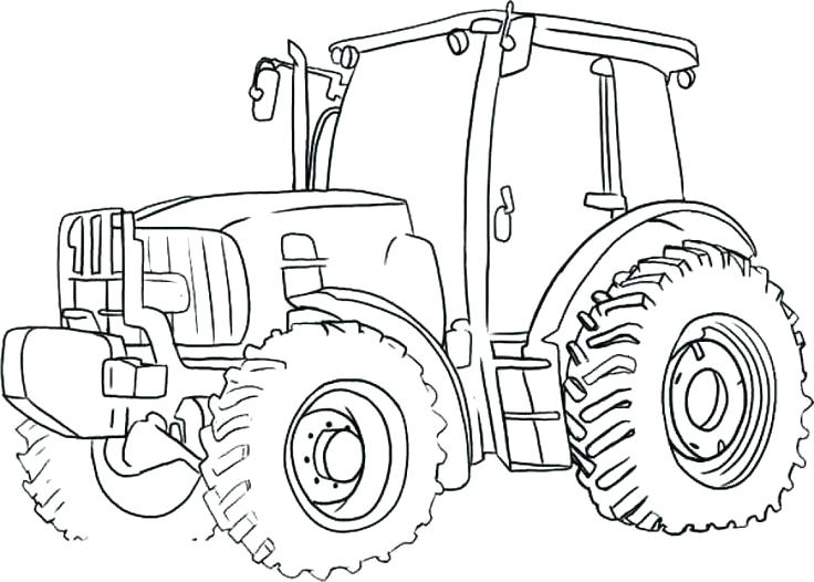 736x526 Combine Coloring Pages To Print John Deere Coloring Pages John