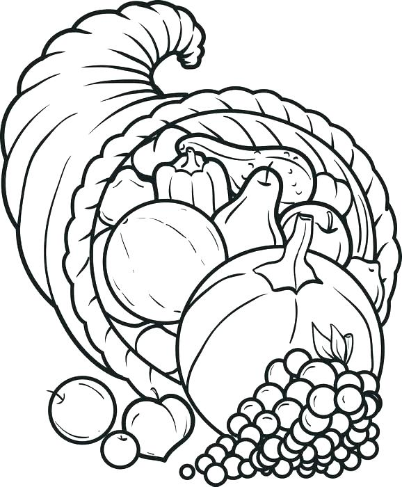 Johnny Appleseed Coloring Page at GetDrawings | Free download