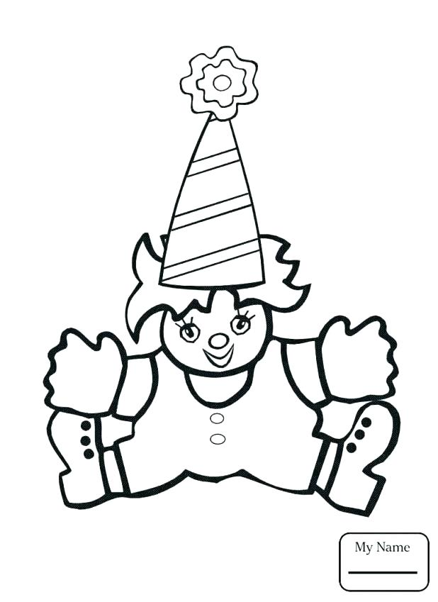 Jojo Circus Coloring Pages At Getdrawings Com Free For