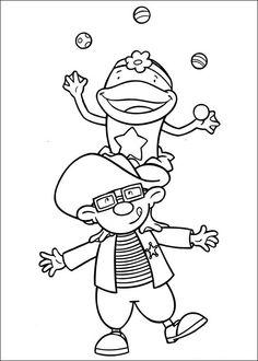 236x330 Family Jojo Circus Coloring Pages Coloring Pages
