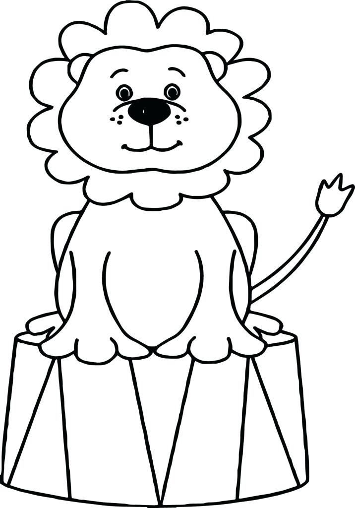 716x1024 Clown Coloring Page Clown Coloring Page Circus Coloring Book As