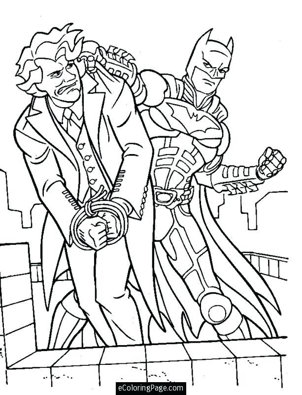 613x800 Amazing Joker Coloring Pages And Batman Coloring Pages Joker