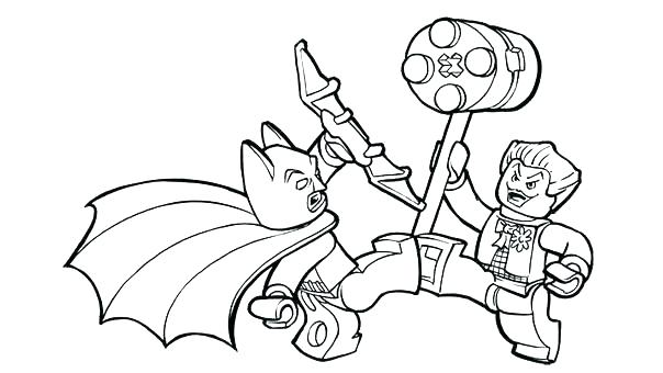 604x340 Printable Batman Coloring Pages As Well As Batman Coloring Book