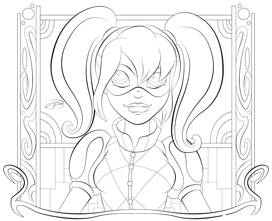 900x731 Coloring Pages Joker And Also Princess Tangled Coloring Pages