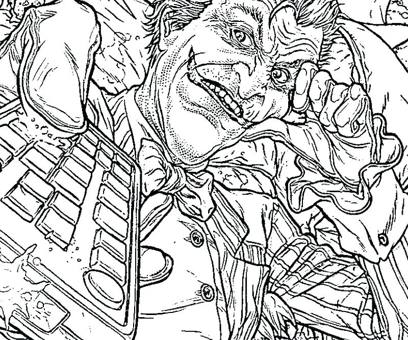 800x667 Joker Coloring Pages Batman Vs Joker Coloring Page Joker Coloring