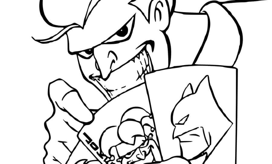 900x544 Joker Coloring Pages Amazing Lego Batman Gif Cartoon To Print Free