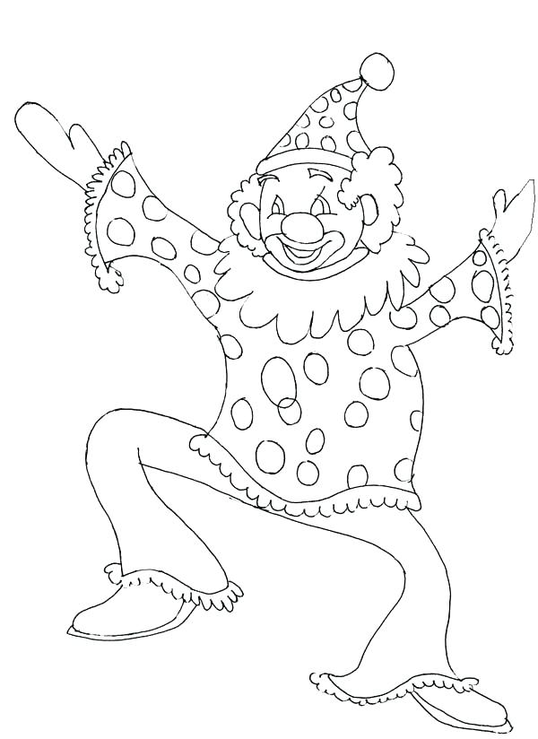600x824 Joker Coloring Pages Joker Coloring Pages The Funny Man Page Cards