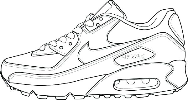 600x321 Jordan Coloring Page Basketball Shoes Coloring Pages Jordan