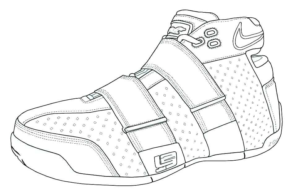 960x630 Jordan Coloring Page Air Max Coloring Page Nike Jordan Coloring