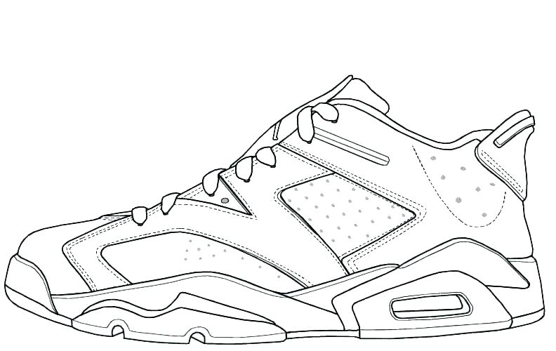 792x500 Jordan Coloring Page Basketball Shoes Coloring Pages Air Jordan