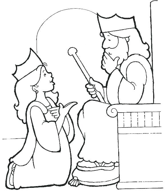 588x667 Joseph Bible Coloring Pages Bible Coloring Page Plus Queen