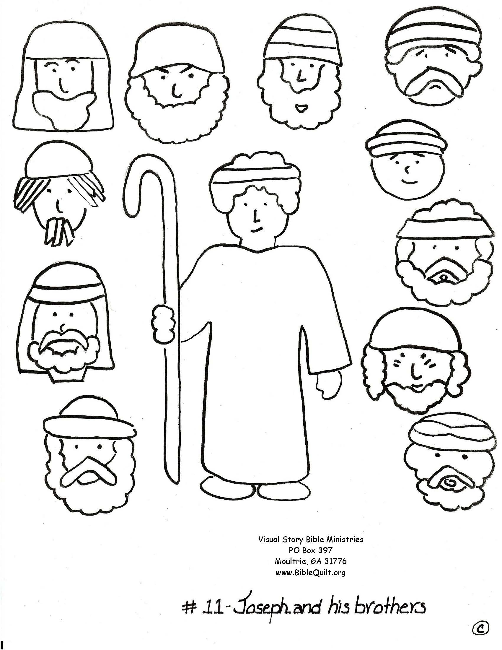 1700x2200 Unlock Joseph And His Coat Coloring Page The Of Many Colors
