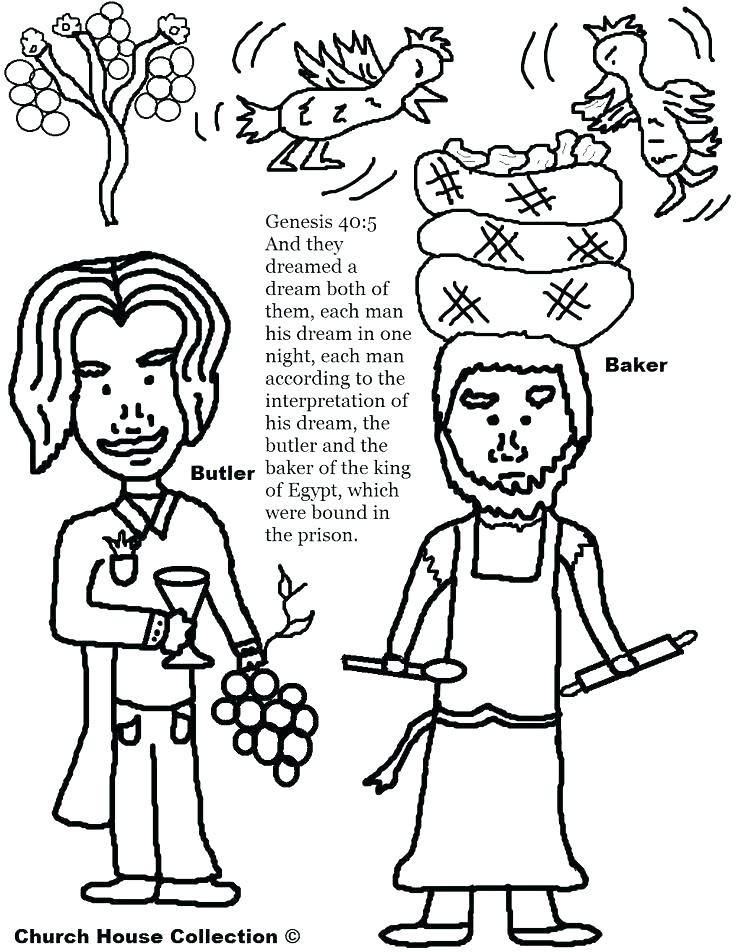 736x952 Joseph Coat Of Many Colors Coloring Page And The Coat Of Many