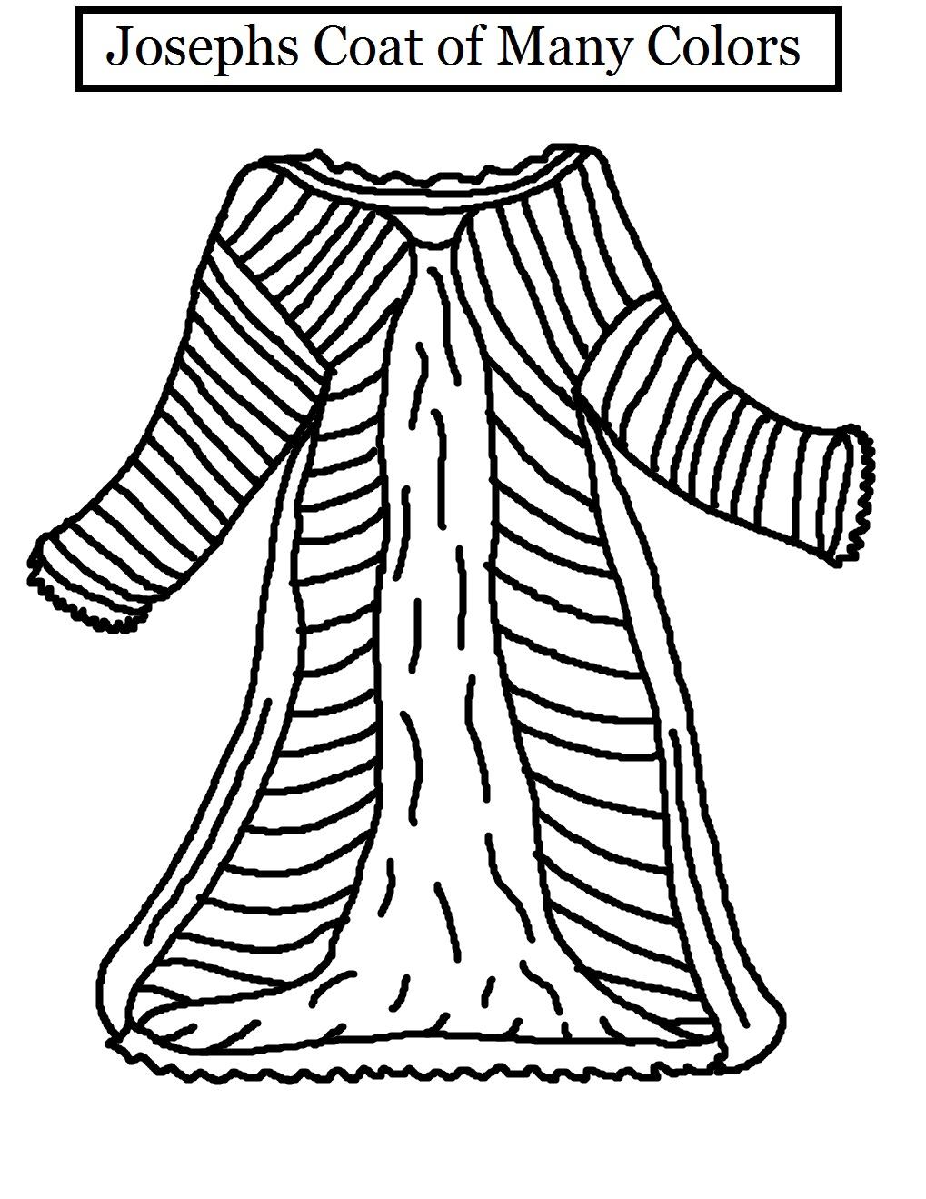 1019x1319 Episcopal Kids Joseph's Coat Preschool Craft