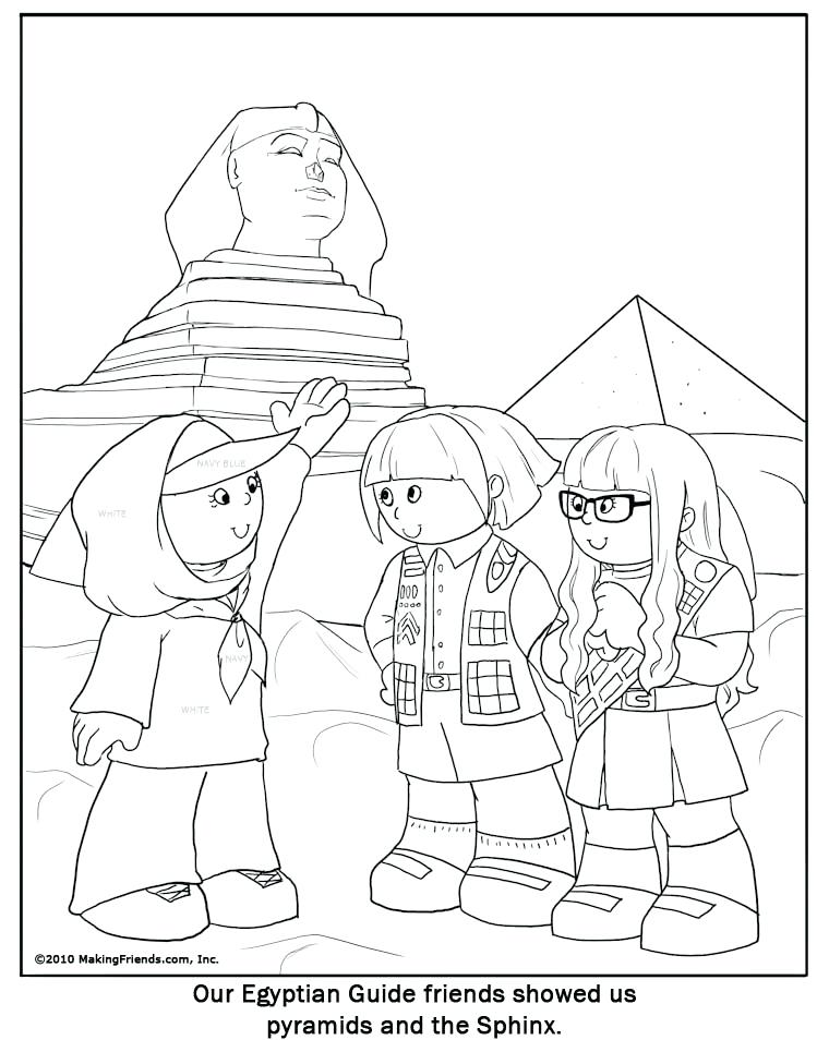 760x954 Egypt Coloring Page Girl Guide Coloring Page Joseph Goes To Egypt