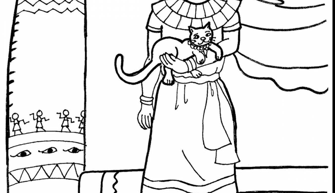 1331x768 Joseph And The Coat Of Many Colors Coloring Page His Brothers