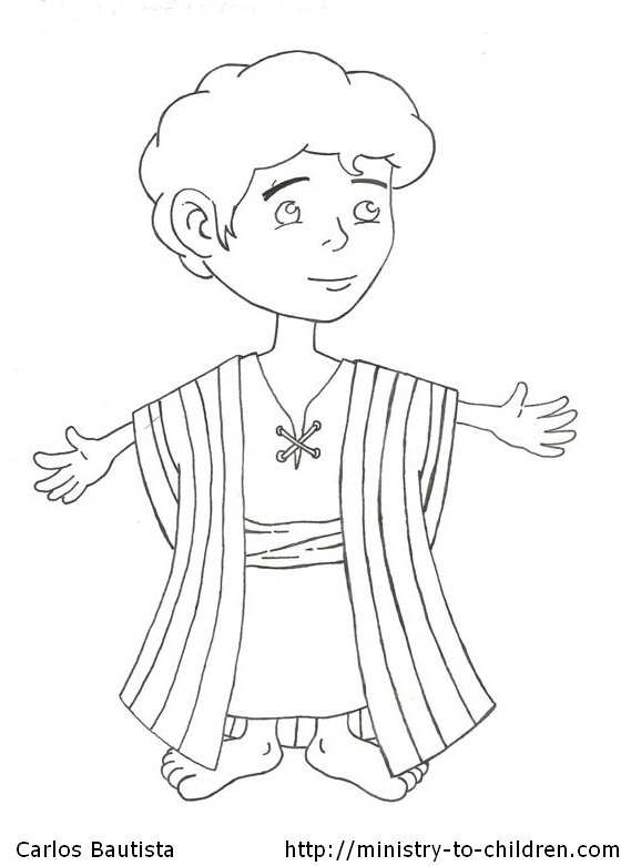 569x781 Exclusive Idea Joseph Coloring Pages Son Of Jacob Free