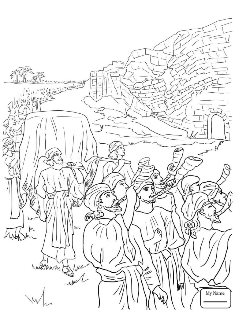 768x1024 Coloring Pages For Joshua And Caleb Best Of Shocking Soldiers